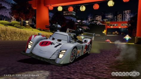 Cars 2: The Video Game Updated Preview   GameSpot