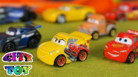 CARS 3  Mini coches de juguete   YouTube