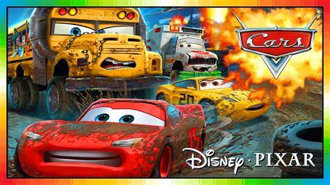 Cars en ESPAÑOL ★ Cars la pelicula completa mini pelicula ...