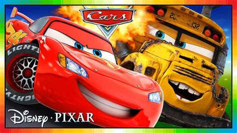 Cars Movie ★ Cars Full Movie ★ ENGLISH   only mini Movie ...