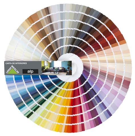 Carta de color para interiores ALP CARTA DE COLOR ...