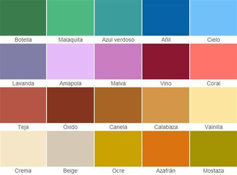 Carta de colores fachadas coloniales en 2020 | Colores ...