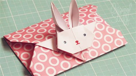 Carta de Conejito :3 [Origami]   Original Stuff   YouTube