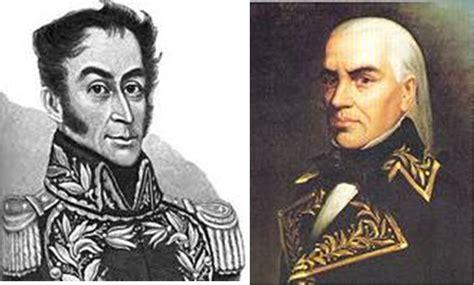 Carta de Simón Bolívar al Generalísimo Francisco de ...