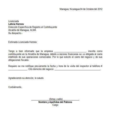 Carta de solicitud de cierre del negocio en ALMA.jpg  676 ...