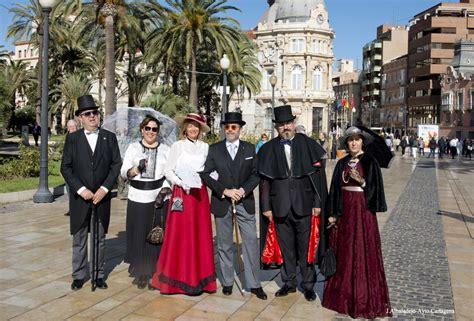 Cartagena revivió la época modernista con espectáculos ...
