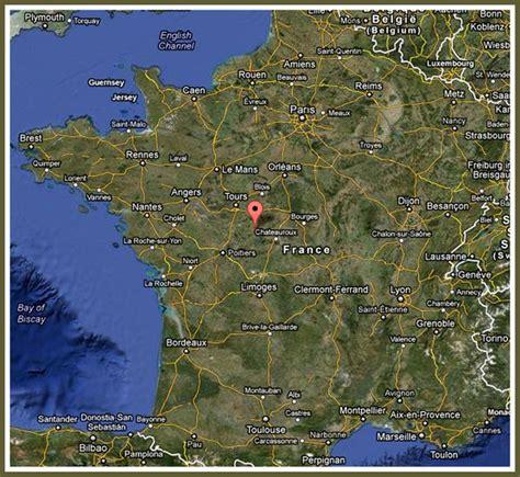 Carte De France Zoo De Beauval | My blog