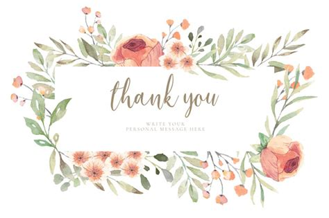 Carte Florale Avec | Vecteur Gratuite