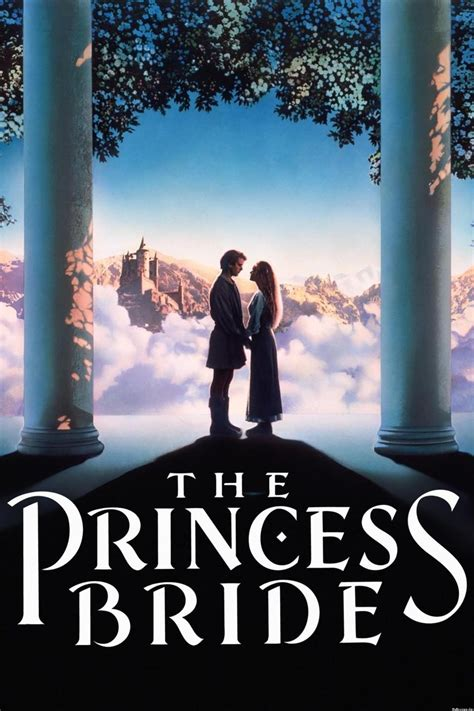Cartel EEUU de  La princesa prometida  1987     eCartelera