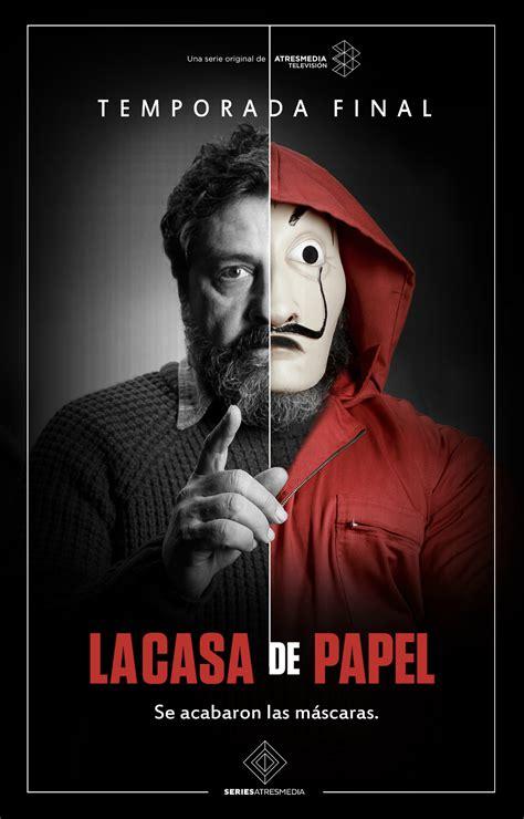 Cartel La Casa de Papel   Poster 4 sobre un total de 8 ...