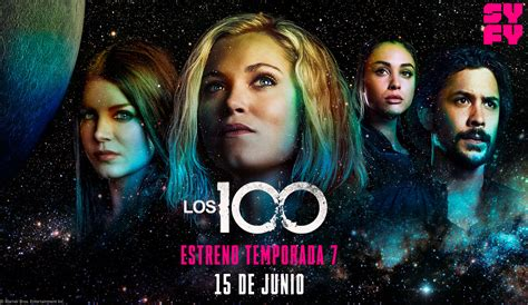 Cartel Los 100   Temporada 7   Poster 3 sobre un total de ...