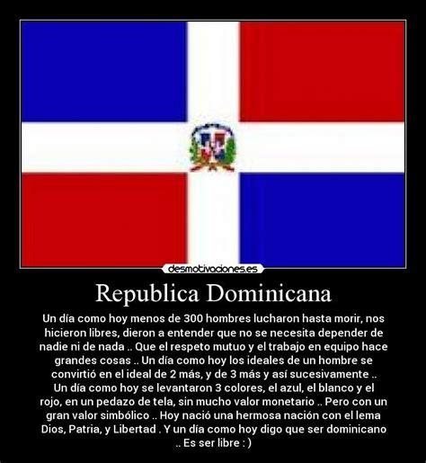 Carteles de Dominicana | Desmotivaciones