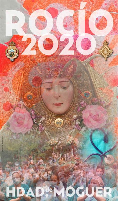 Carteles y Colgaduras del Rocío 2020   Rocio.com