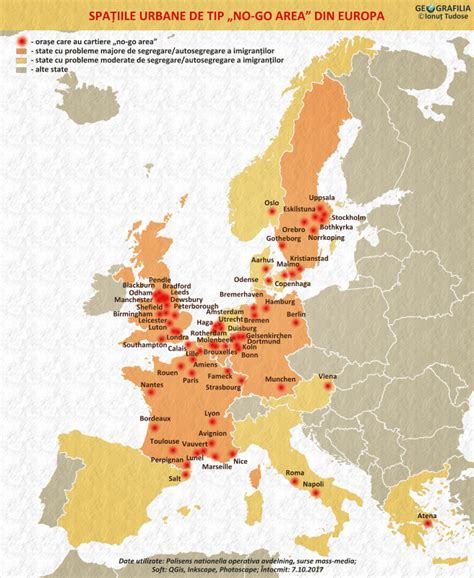 Cartierele de tip ,,NO GO AREA  din Europa Occidentală și ...