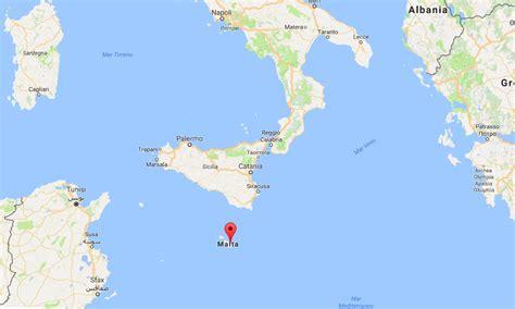 Cartina Dell Isola Di Malta | Tomveelers