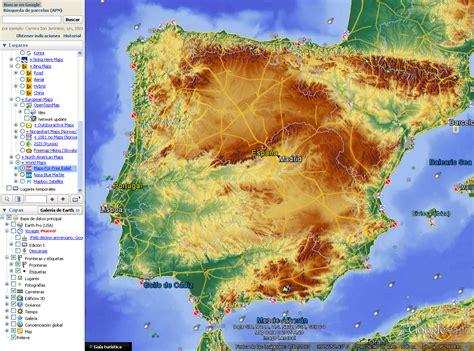 Cartografía Digital: Capas para Google Earth.