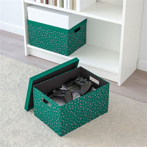 Carton Cajas Decorativas Ikea
