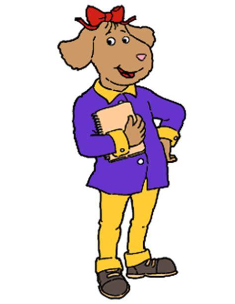 Cartoon Characters: Arthur characters