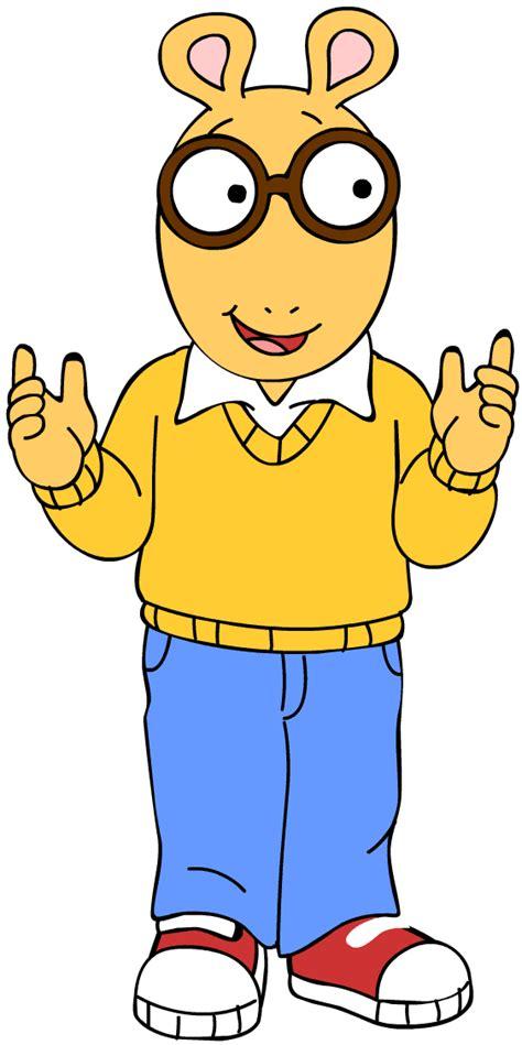Cartoon Characters: Arthur  PNG s