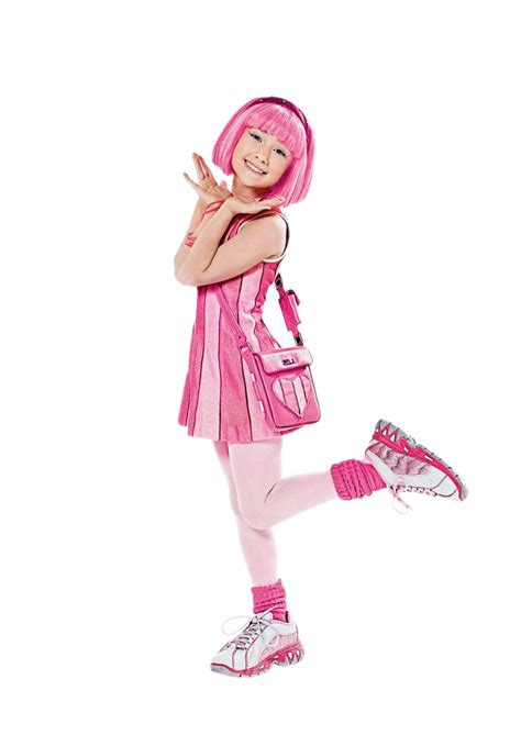 Cartoon Characters: LazyTown main character photos  PNG