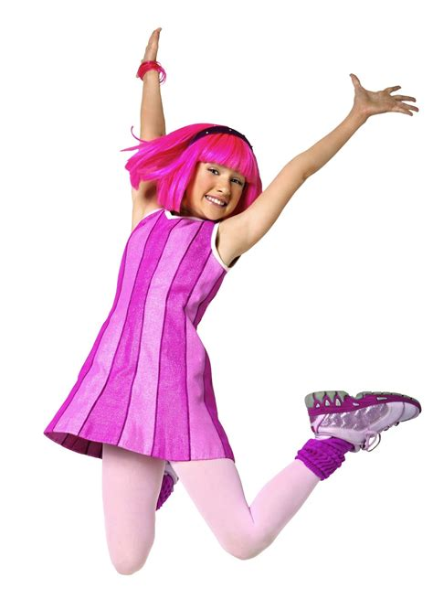 Cartoon Characters: Lazytown pictures
