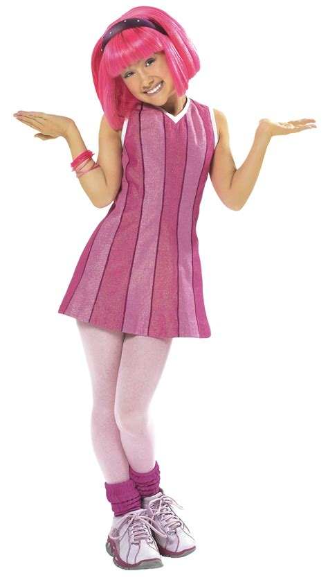 Cartoon Characters: LazyTown  PNG