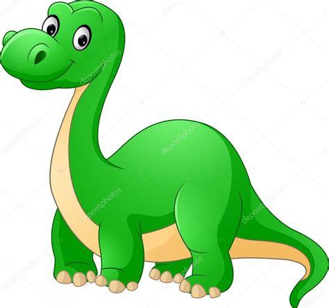Cartoon cute dinosaur — Stock Vector  dreamcreation01 ...