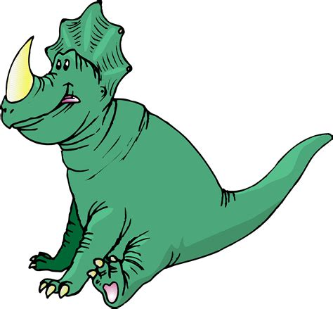 Cartoon Dinosaur   How to and Coloring Pages | Dinosaurs ...