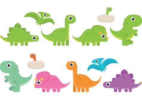 Cartoon Dinosaur Vectores   Descargar Vectores Gratis ...