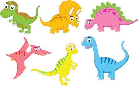 Cartoon Dinosaur Wall Decals | Dinosaur Stickers for Walls