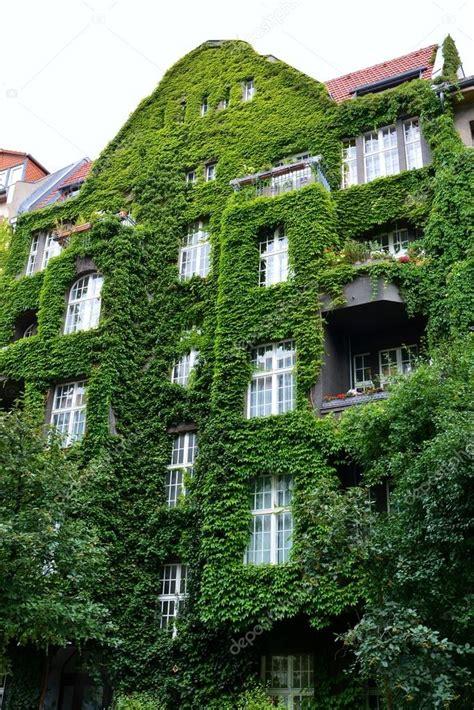 casa con paredes verdes — Fotos de Stock  Sergej57 #75903805