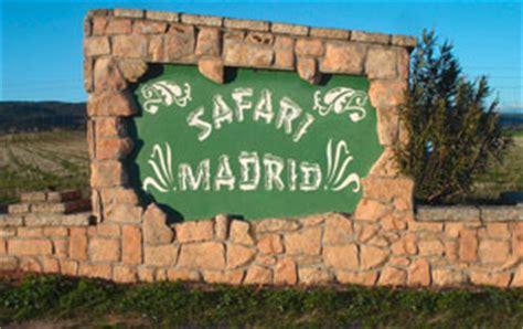 Casa de alojamiento rural en Madrid con piscina. Ruta Safari.