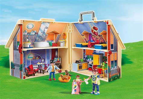 Casa de Muñecas Maletín   5167   Playmobil España