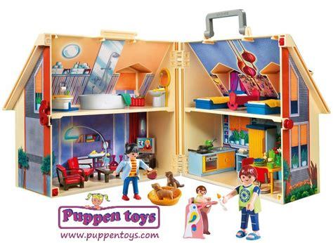 Casa de Muñecas Maletín 5167 PLAYMOBIL   Juguetes Puppen Toys