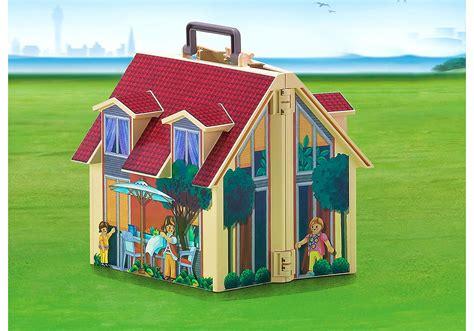 Casa de Muñecas Maletín   5167   Playmobil Mexico