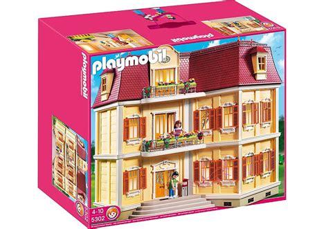 Casa de muñecas Playmobil  5302