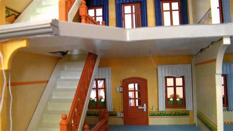 Casa de muñecas Playmobil de María, preinstalación ...