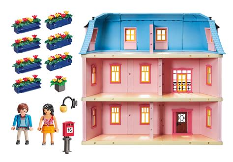 Casa de Muñecas Romántica   5303   Playmobil España