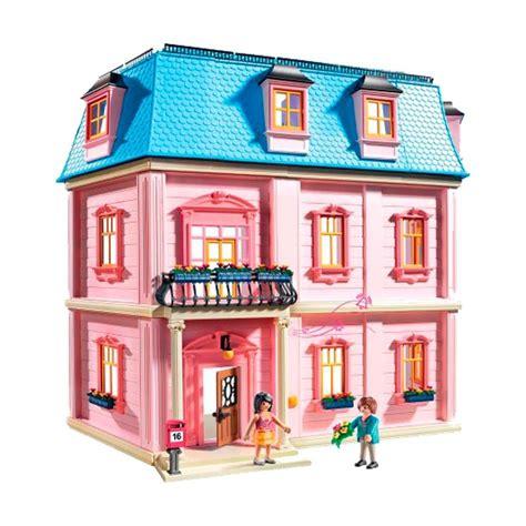 Casa de Muñecas Romántica   Playmobil   Superjuguete Montoro