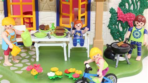 Casa de verano Playmobil | Juguetes de Playmobil en ...