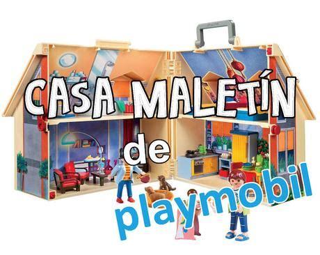 Casa maletín de Playmobil!   Paperblog