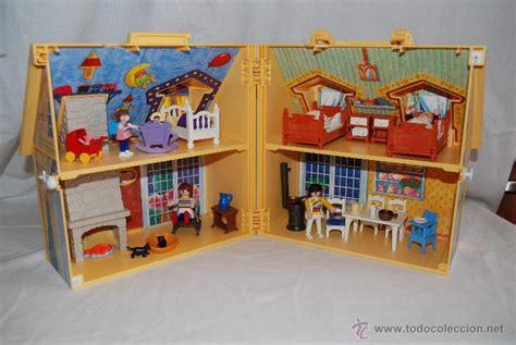 Casa maletín de playmobil   Vendido en Subasta   43321296