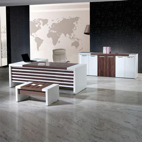 CASA MARE LEON 3 Piece 87 inch L Shaped Office Furniture ...