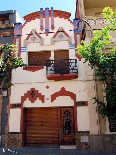 Casa Mas Barberà   Barcelona Modernista