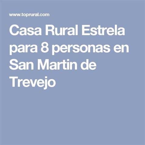 Casa Rural Estrela para 8 personas en San Martin de ...