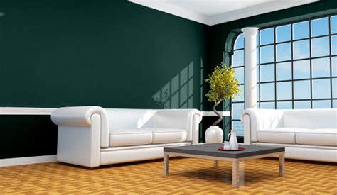 Casa y Color   Visualizador de colores   Salon en verdes