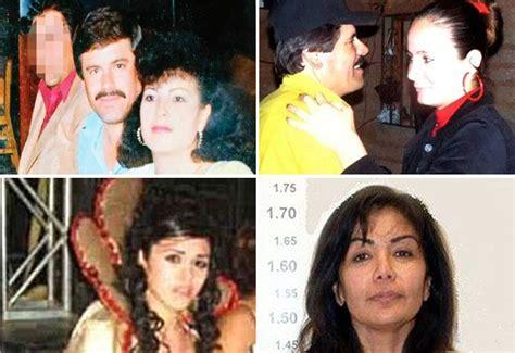 Casadas con la mafia: quiénes son las mujeres del Chapo ...