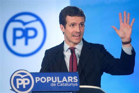 Casado confiesa sentirse  muy orgulloso  del PP de Madrid