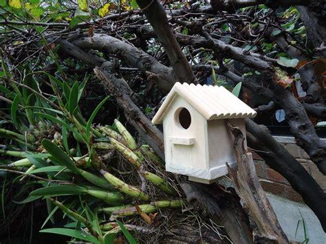 Casas Para Pajaros De Madera Al Natural   $ 300.00 en ...