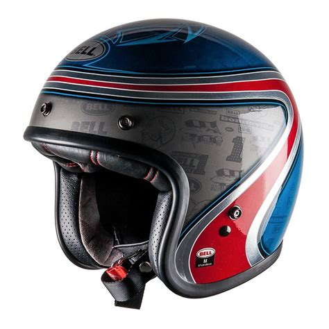 Casco Bell outlet CUSTOM 500   AIRTRIX HERITAGE   Cascos ...